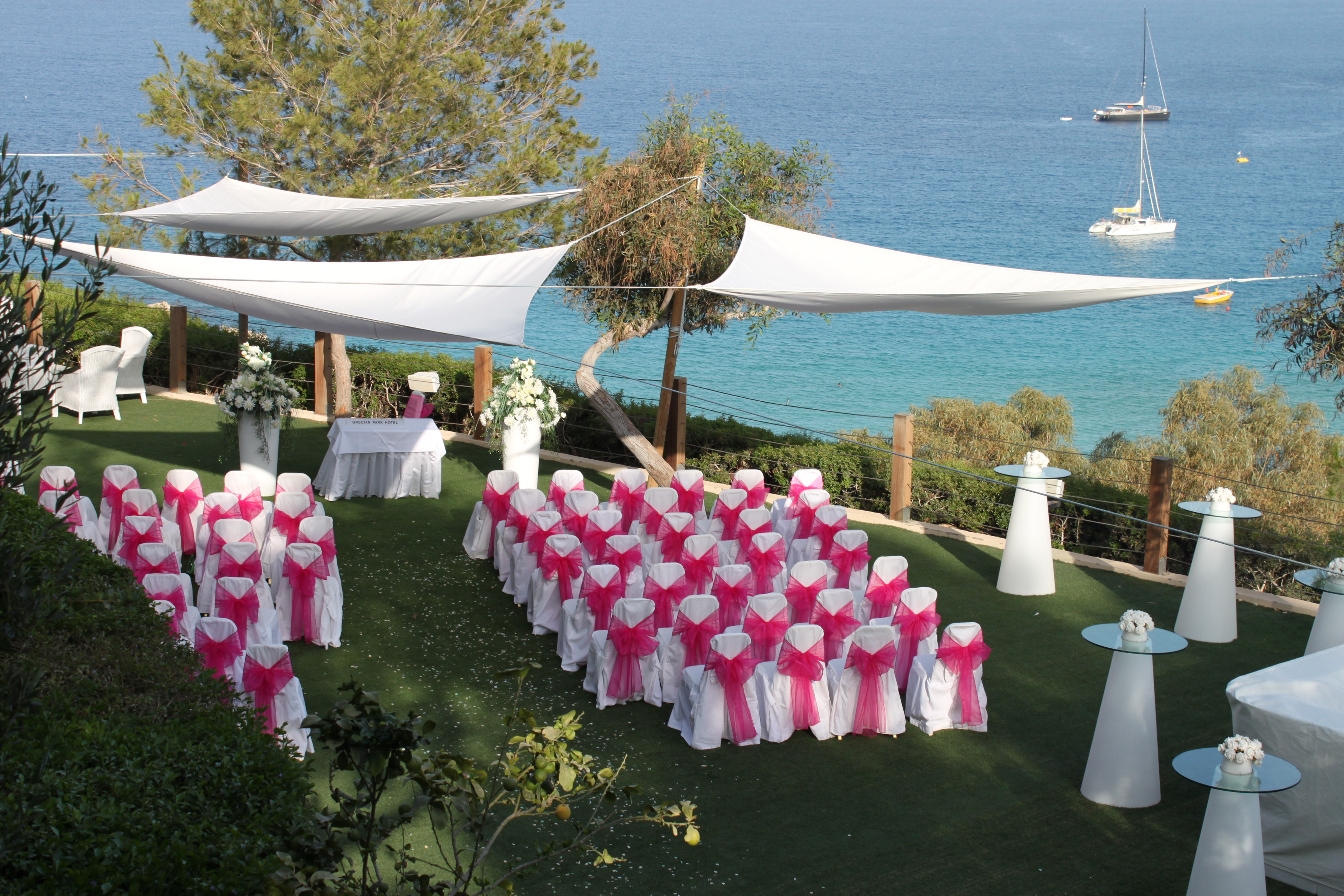 Grecian Park Ceremony1