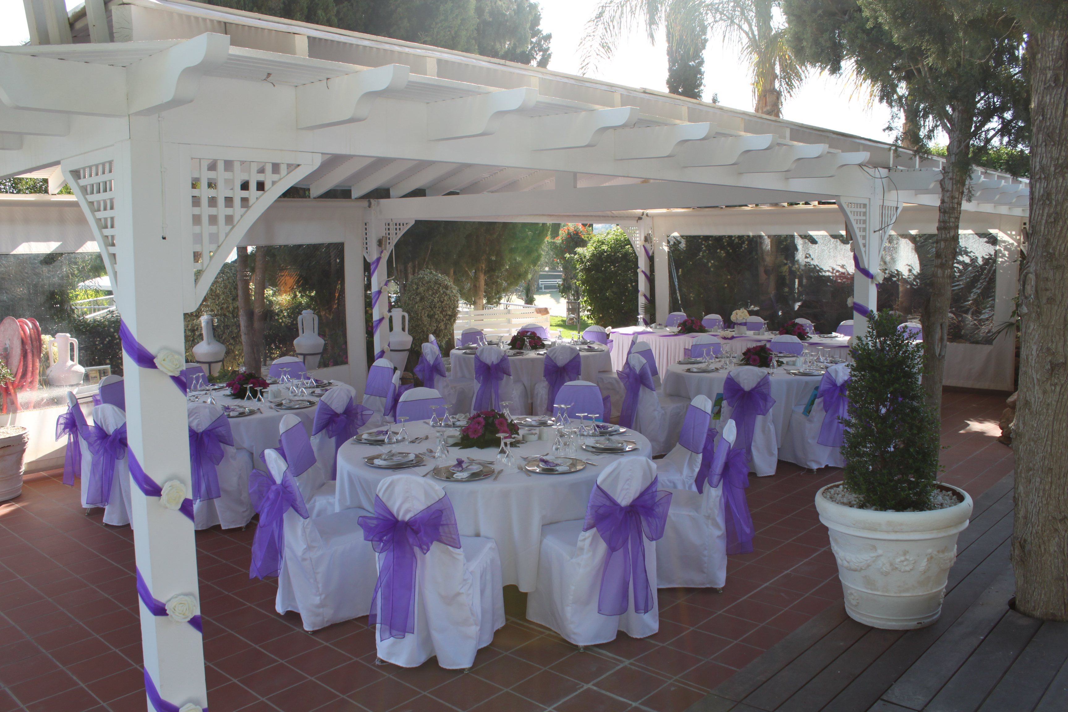 Grecian Park Reception3