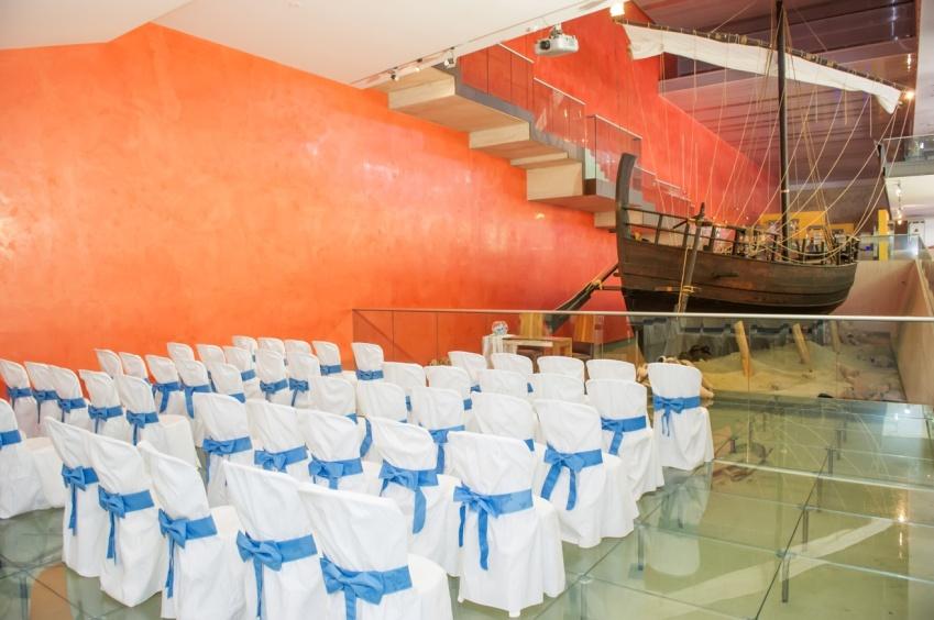 Thalassa Museum Wedding Venue