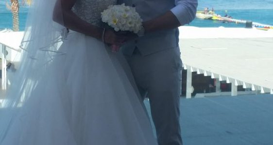Carl & Carrie Mason, Vrissiana Beach Hotel
