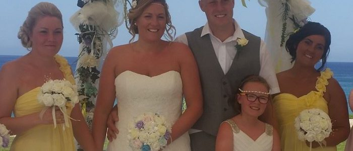 David & Natalie Osfield, Pernera Beach Hotel