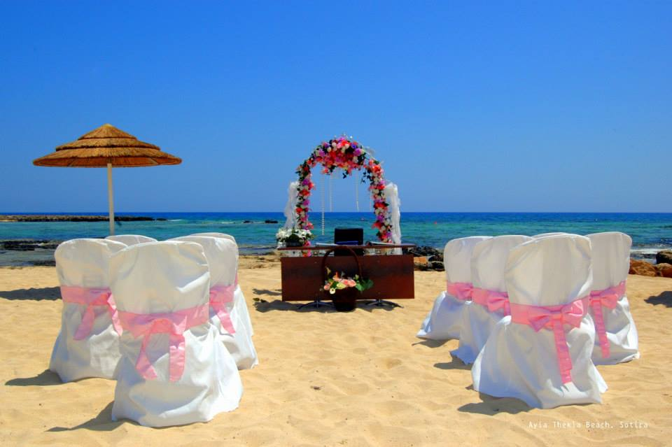 Ayia Napa Wedding Venues Jude Blackmore Cyprus Weddings Ltd