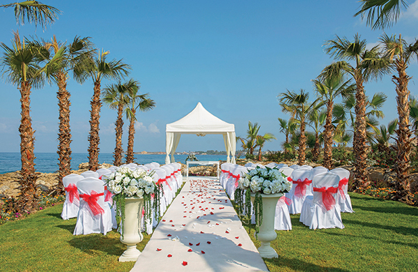 Olympic Lagoon Resort Jude Blackmore Cyprus Weddings LTD