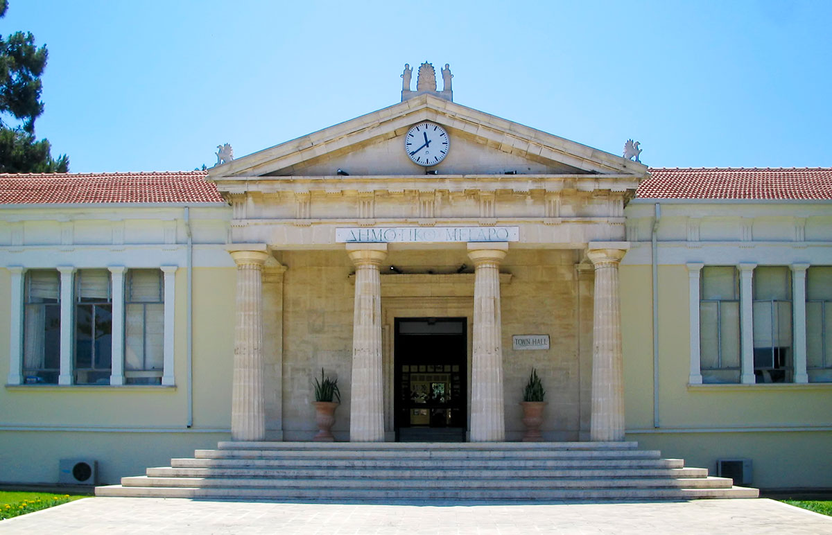Paphos-Town-Hall