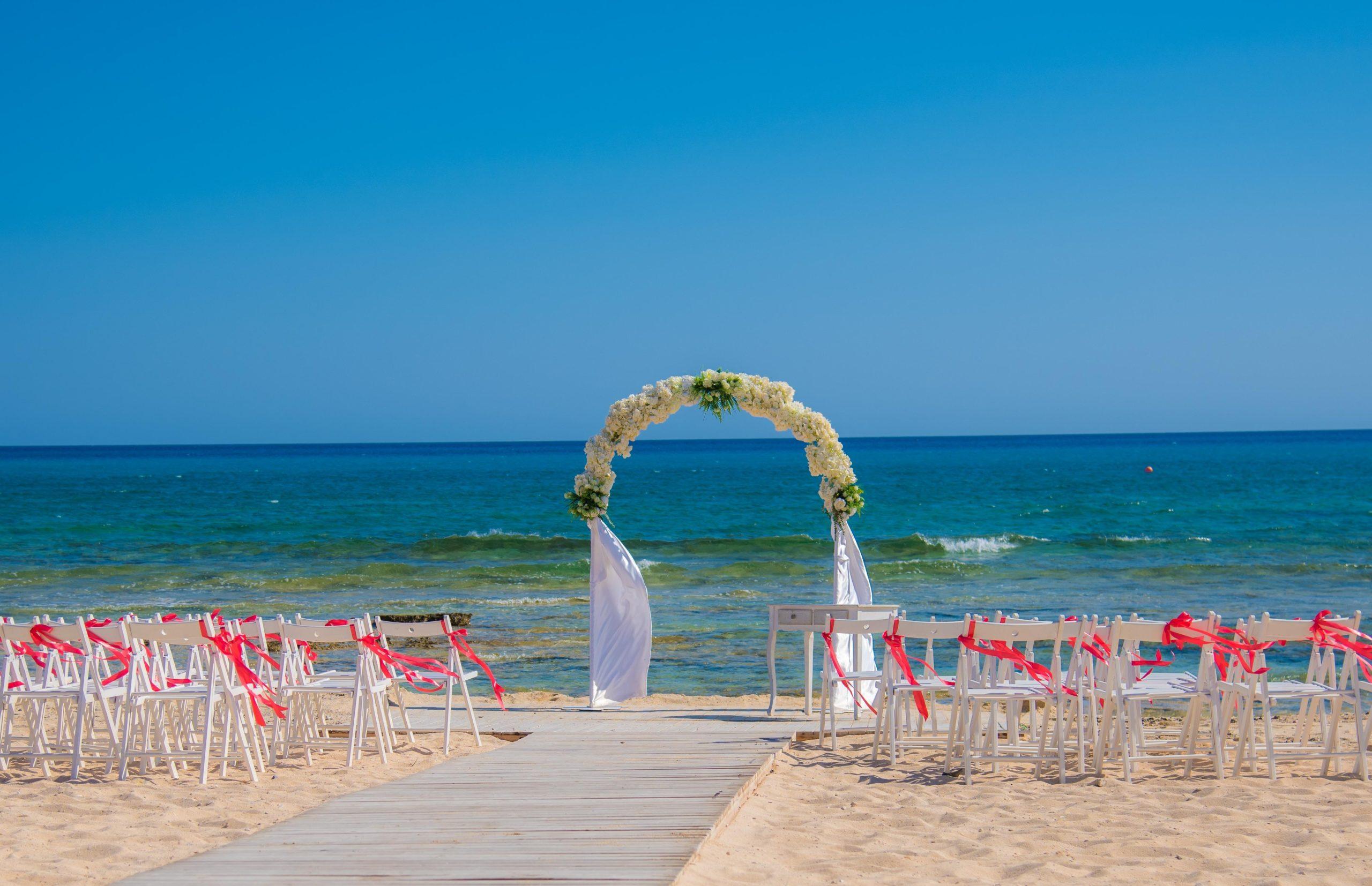 Sirines Beach Wooden chairs
